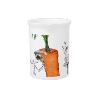 Love Yorkshire 'world's biggest carrot' Pitcher