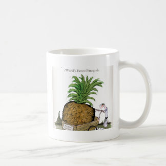 Love Yorkshire 'world's fattest pineapple' Coffee Mug