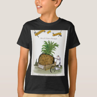 Love Yorkshire 'world's fattest pineapple' T-Shirt