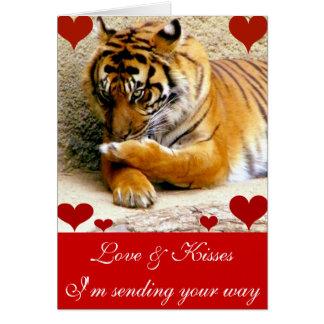 Love You_ Greeting Card