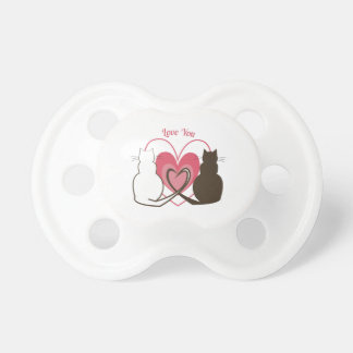 Love You Baby Pacifier