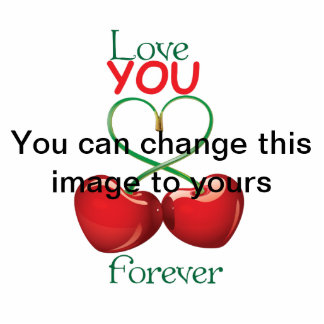 Love you forever cut outs