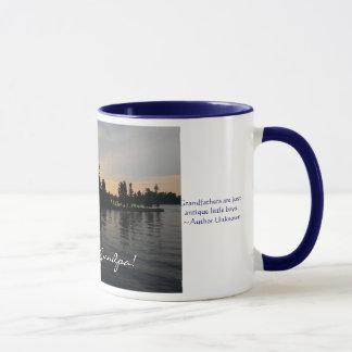 Love you Grandpa!-Sunset at Thousand Islands Mug