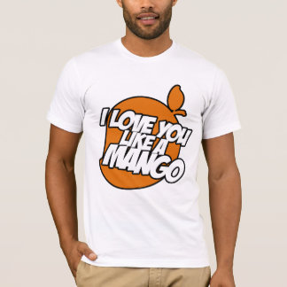 Love You Like a Mango Tee