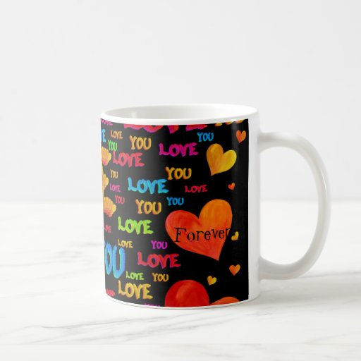 Love You, Love You… Forever Mug