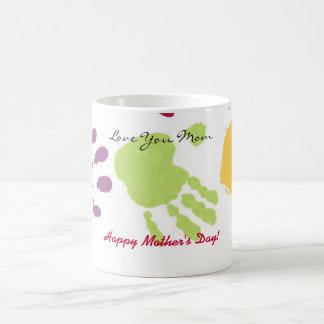 Love You Mom, Happy Mother's Day! Coffee Mug