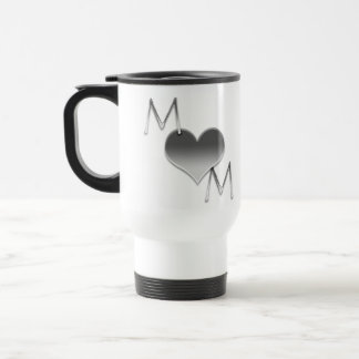 Love You Mom Stainless Steel Travel Mug