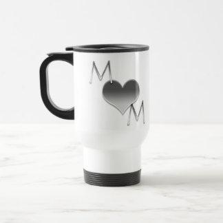 Love You Mom Stainless Steel Travel Mug