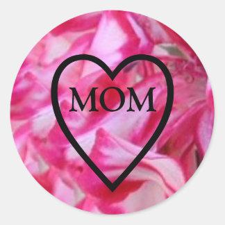 Love You Mom Valentine Sticker by Janz