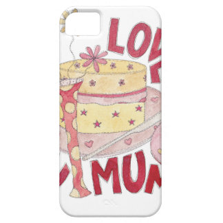 Love You Mum Barely There iPhone 5 Case