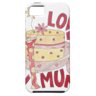 Love You Mum Case For The iPhone 5