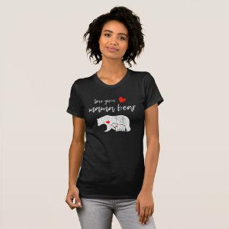 Love you mummy bear T-Shirt