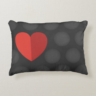 Love you Pillow with heart
