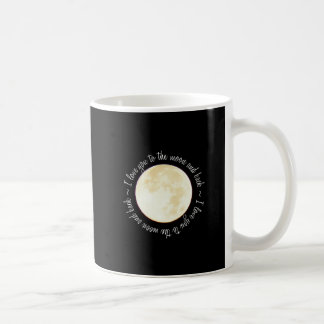 Love You to the Moon Basic White Mug