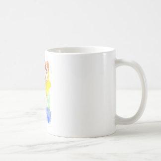 Love you watercolour coffee mug
