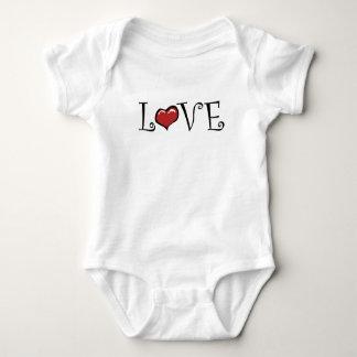 Love your Baby! Baby Bodysuit