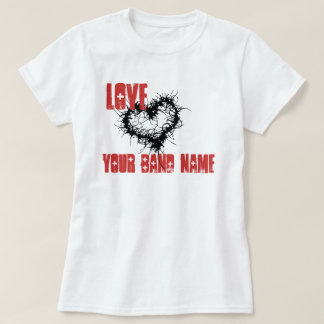 Love Your Band T-Shirt