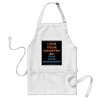 Love Your Country Standard Apron