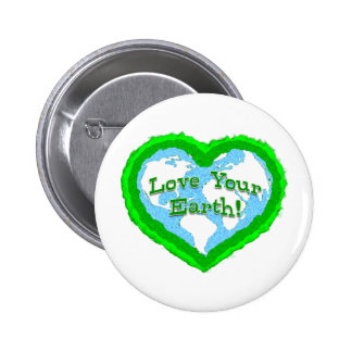 Love Your Earth Badge