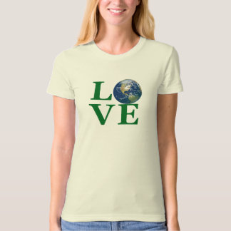 Love Your Earth T-shirts