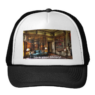 Love your library! cap