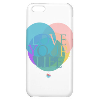 Love Your Life iPhone 5C Case