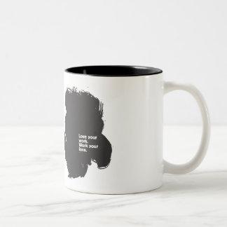 Love Your Work Coffee Mug