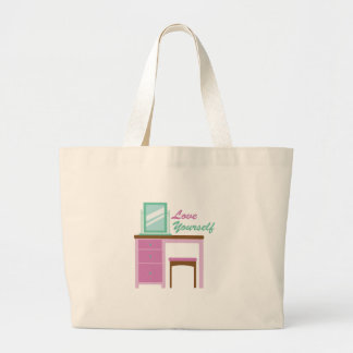 Love Yourself Canvas Bags