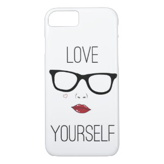 Love Yourself iPhone 7 Case