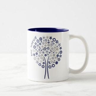 Love Yourself - Tree Mug