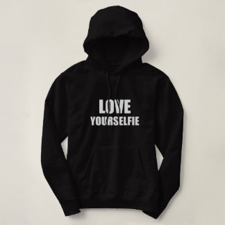 Love Yourselfie Hoodie Sweatshirt
