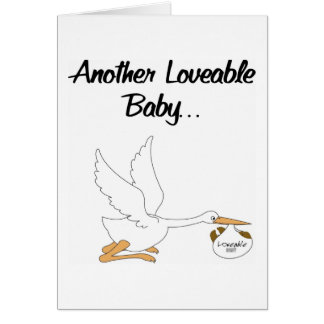 Loveable Babies Birth Announcement