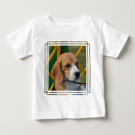 Loveable Beagle Baby T-Shirt