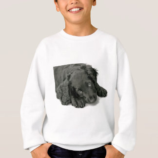 Loveable cute puppy sweatshirt