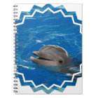 Loveable Dolphin Notebook