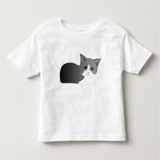 Loveable kitten toddler T-Shirt