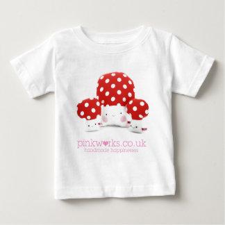 Loveable Mushrooms Baby T-Shirt