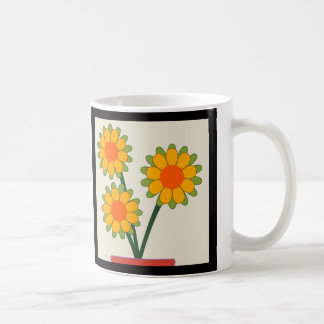 Loveable Sunflowers Coffee Mug