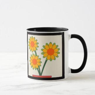 Loveable Sunflowers Mug