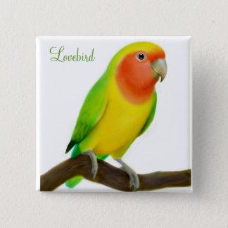 Lovebird Pin