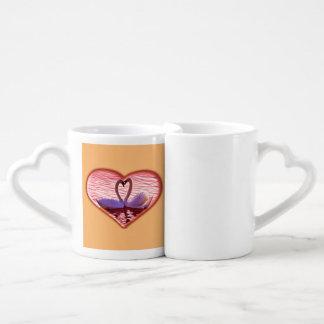 LoveBirds Coffee Mug Set
