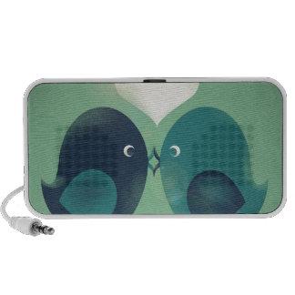 Lovebirds Portable Speaker