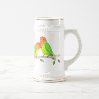 Lovebirds Stein