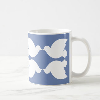 Lovebirds / White 325 ml  Classic Mug
