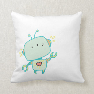 Lovebot Darling Robot Graphic iPhone Case Cushion