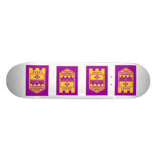 Lovech, Bulgaria Skate Board