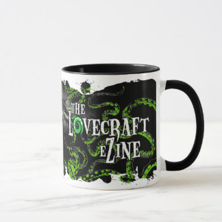 Lovecraft eZine Shoggoth Mug