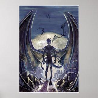 Lovecraft Night Terrors: Nightgaunts Poster