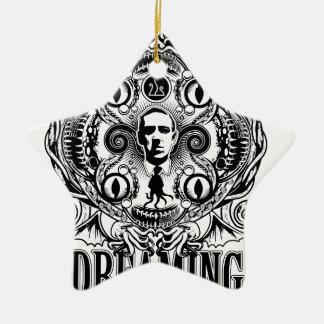 Lovecraftian Dreams Christmas Ornament