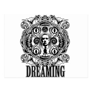 Lovecraftian Dreams Postcard